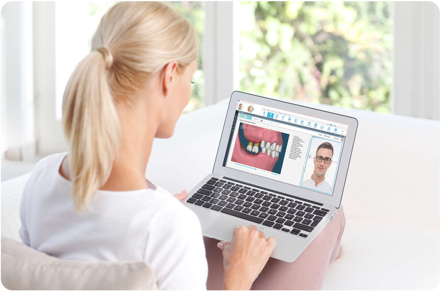 Consult-PRO Teledentistry Software